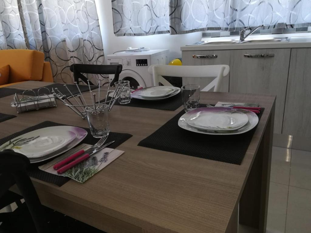 דירה Lanterns on the sea boutique apartment Maisonette
