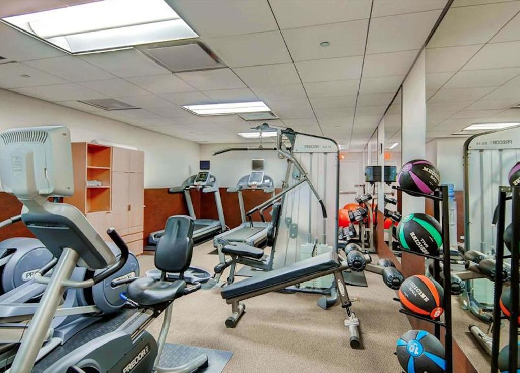 Centro de fitness Luxury Rentals National Mall DC