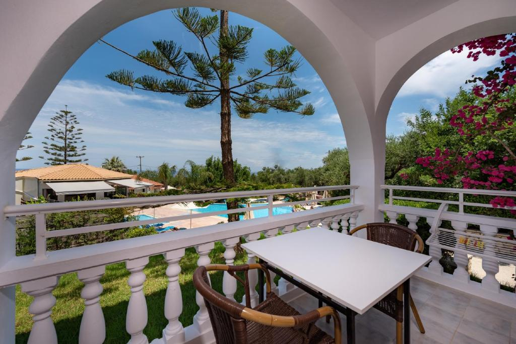 Standard Double Or Twin Room with Partial Sea View - Balcony/terrace Ionian Aura