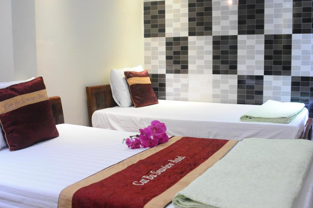Standard Double/ Twin Room Cat Ba Seaview Hotel