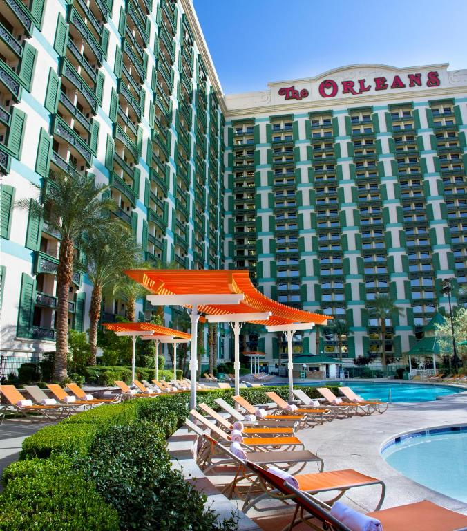 Book Now The Orleans Hotel And Casino (Las Vegas, United States). Rooms Available for all budgets. With so much entertainment housed under one roof the Big Easy ain't got nothing on the Orleans Hotel and Casino. The family-friendly French-Quarter-themed Orleans Hotel and Ca