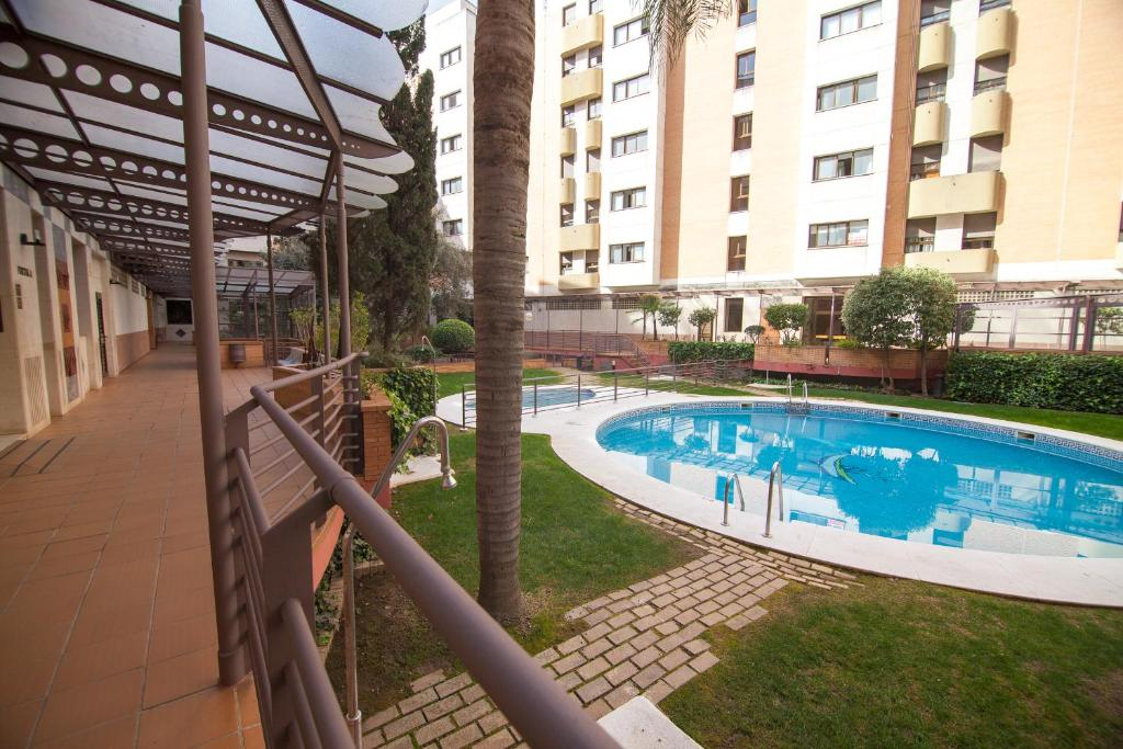 Swimming pool Apartamento Viapol