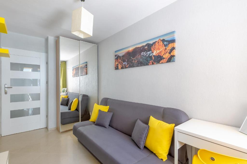 Lemonade Apartment in City Centre