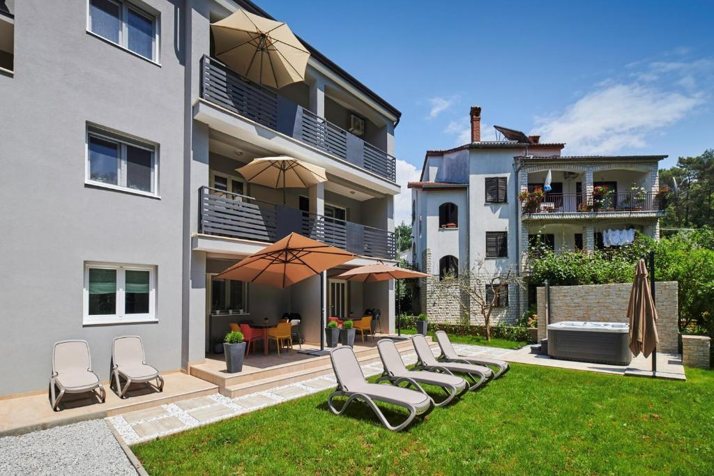 See all 6 photos Apartment in Porec/Istrien 34694