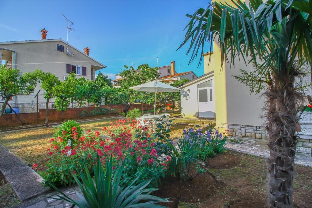 כניסה Apartment in Porec/Istrien 34627