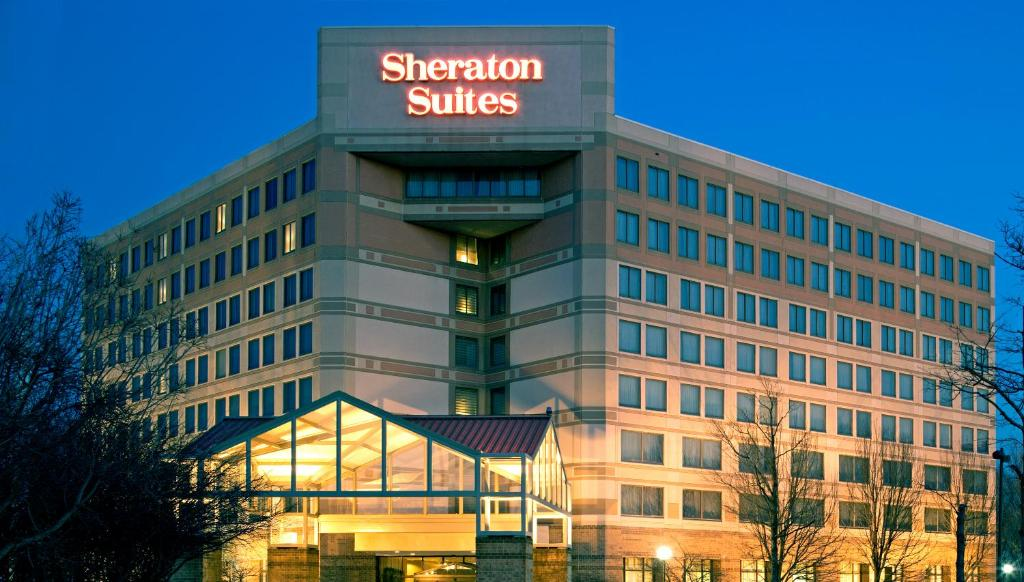 Book Now Sheraton Suites Philadelphia Airport United States Rooms Available For