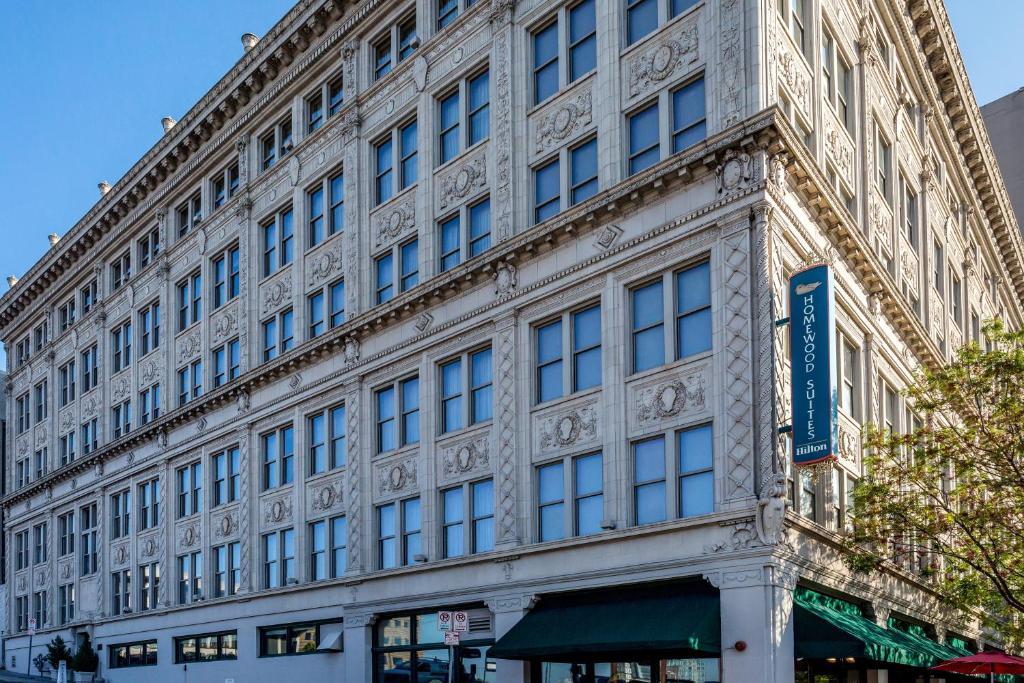 Homewood Suites By Hilton Nashville-downtown photo