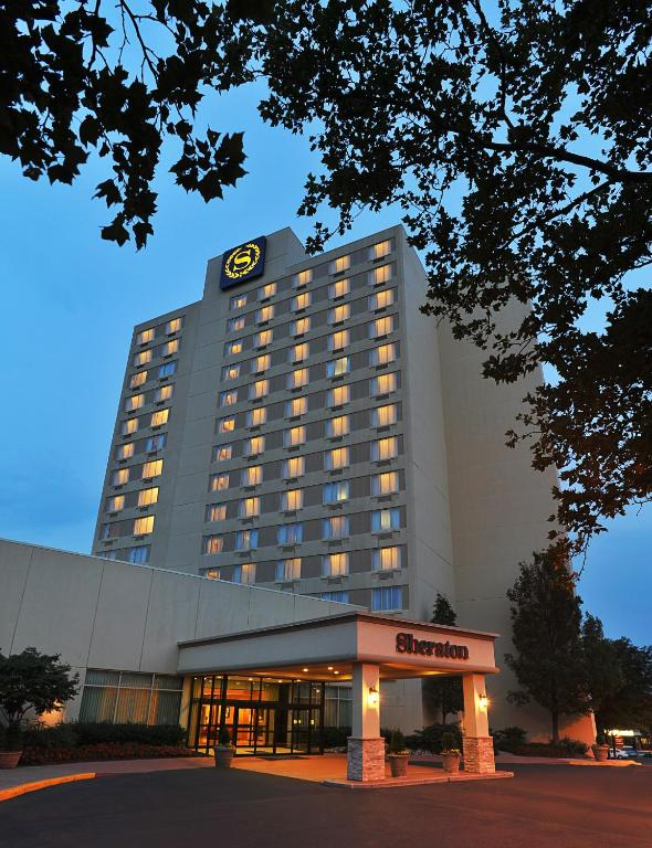 Book Now Sheraton Bucks County Hotel (Fairless Hills, United States). Rooms Available for all budgets. Sheraton Bucks County Hotel is perched in the foothills of Bucks County with free high-speed internet access a heated indoor pool business center and on-site restaurant offeri