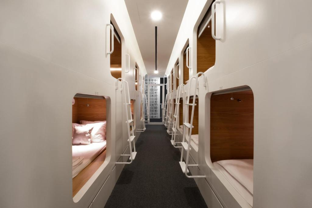 Bunk Bed in Mixed Dormitory Room - Guestroom