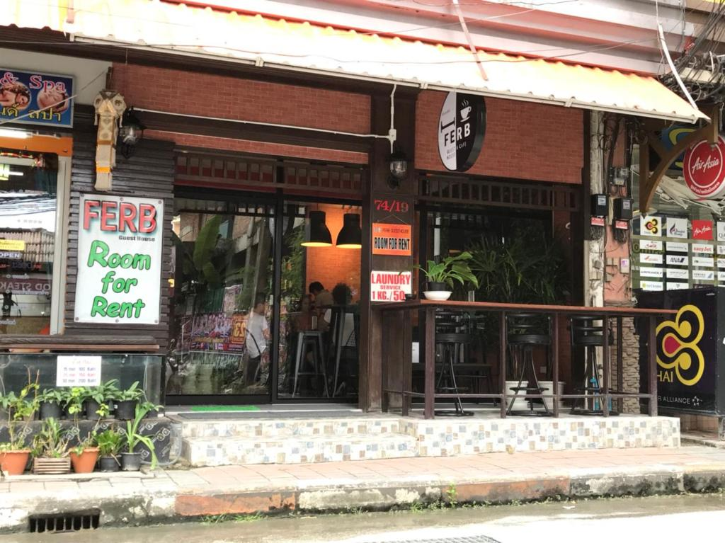 Book Ferb Guest House in Phuket, Thailand - 2018 Promos