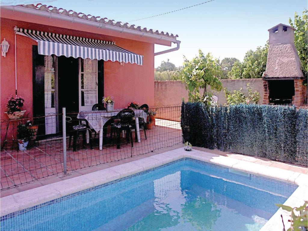 Two-Bedroom Holiday Home in Sant Miquel de Fluvia