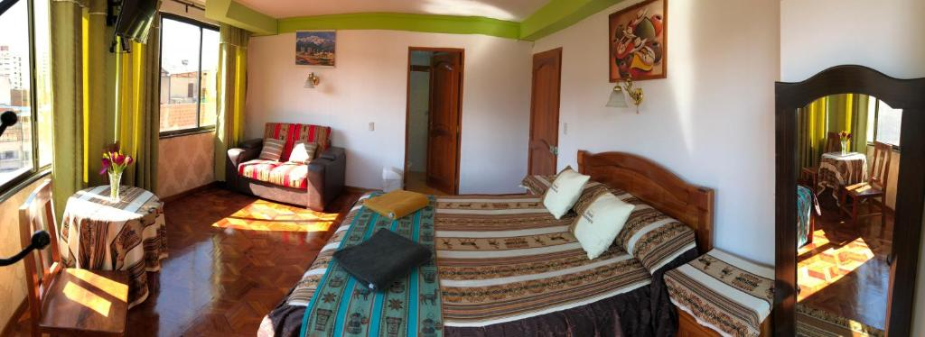 Large Double Room - Guestroom