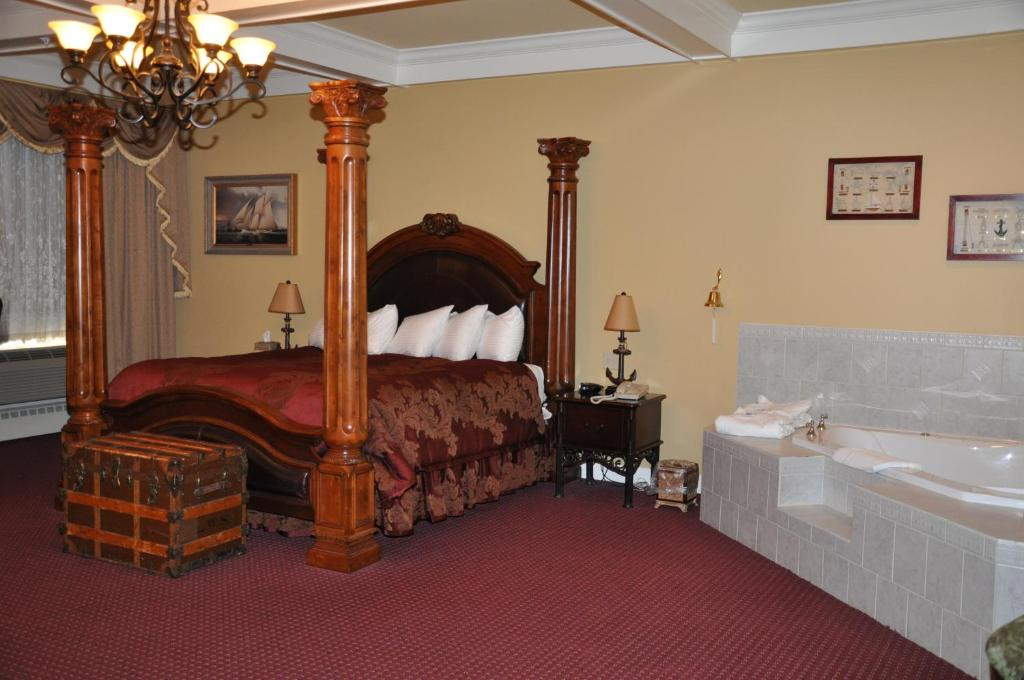 Book Now Best Western White House Inn Bangor United States Rooms
