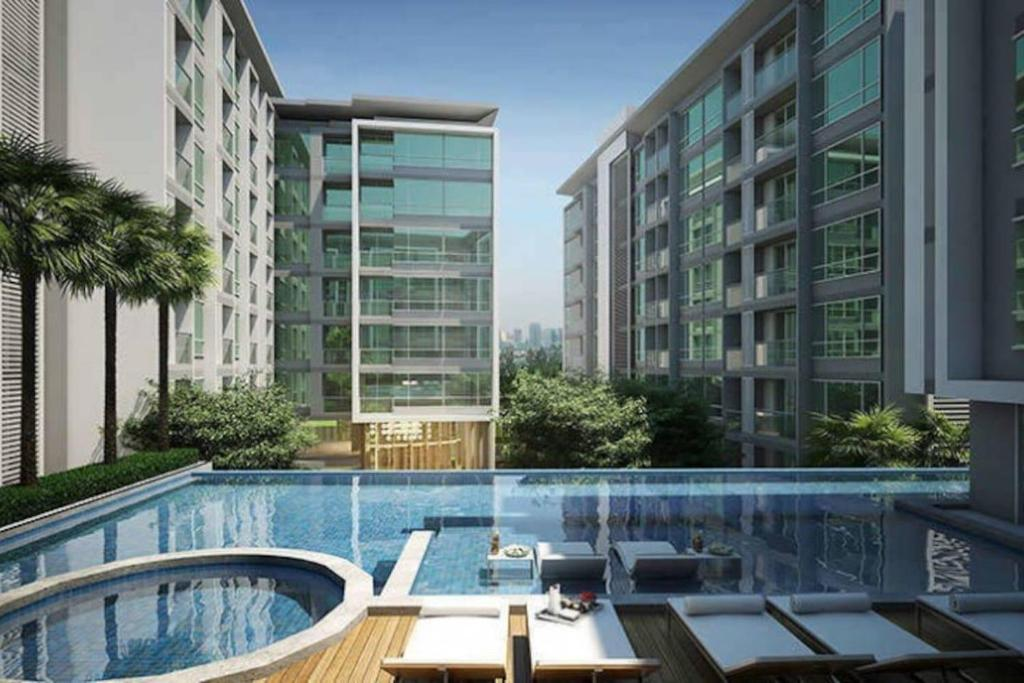 Apartment in Thailand 2346