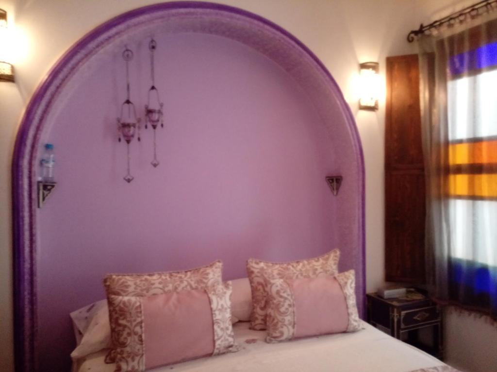 Lila Double Room Dar Manara