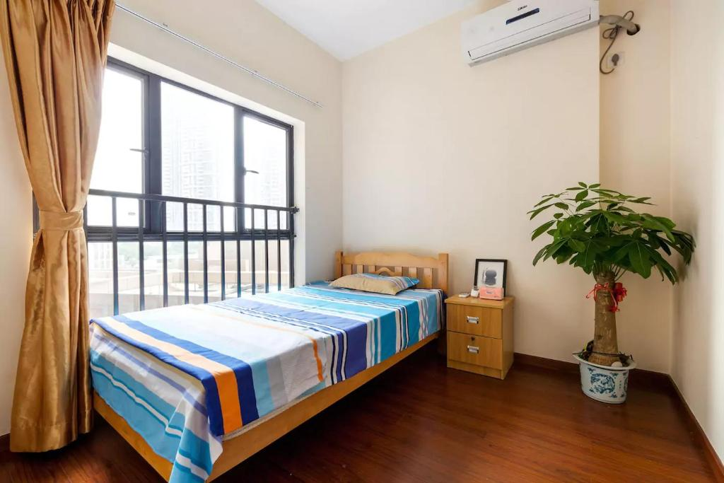 Standard Single Room Qing Feng Zi Lai Guesthouse