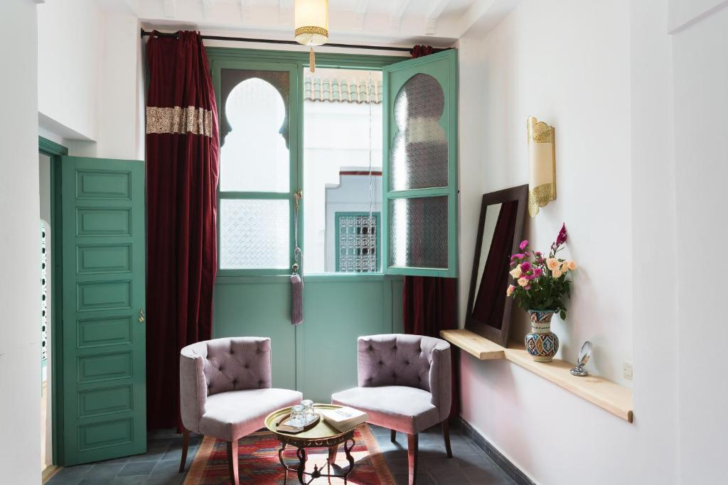 Premium Double or Twin Room - Guestroom Riad Swaka