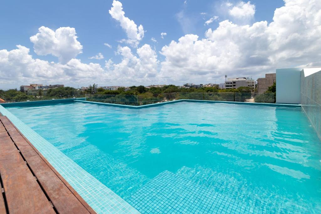 Swimming pool Calle 38 by Coco Beach Rentals