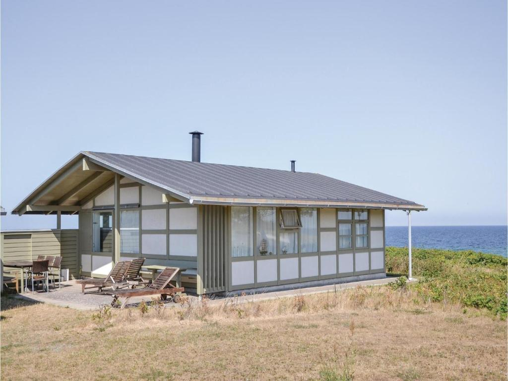 One-Bedroom Holiday Home in Gilleleje