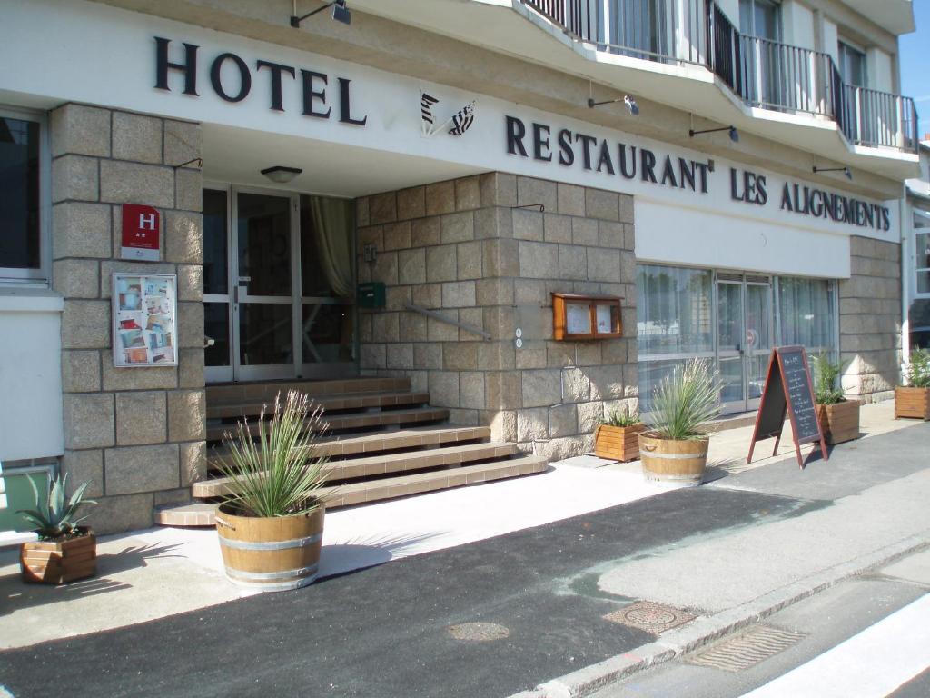 Hotels Restaurant Dans Centre De Quiberon