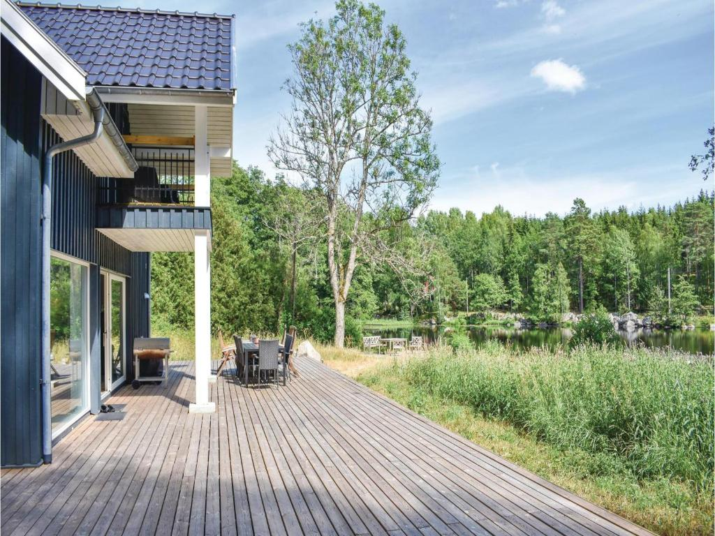 Four-Bedroom Holiday Home in Tingsryd