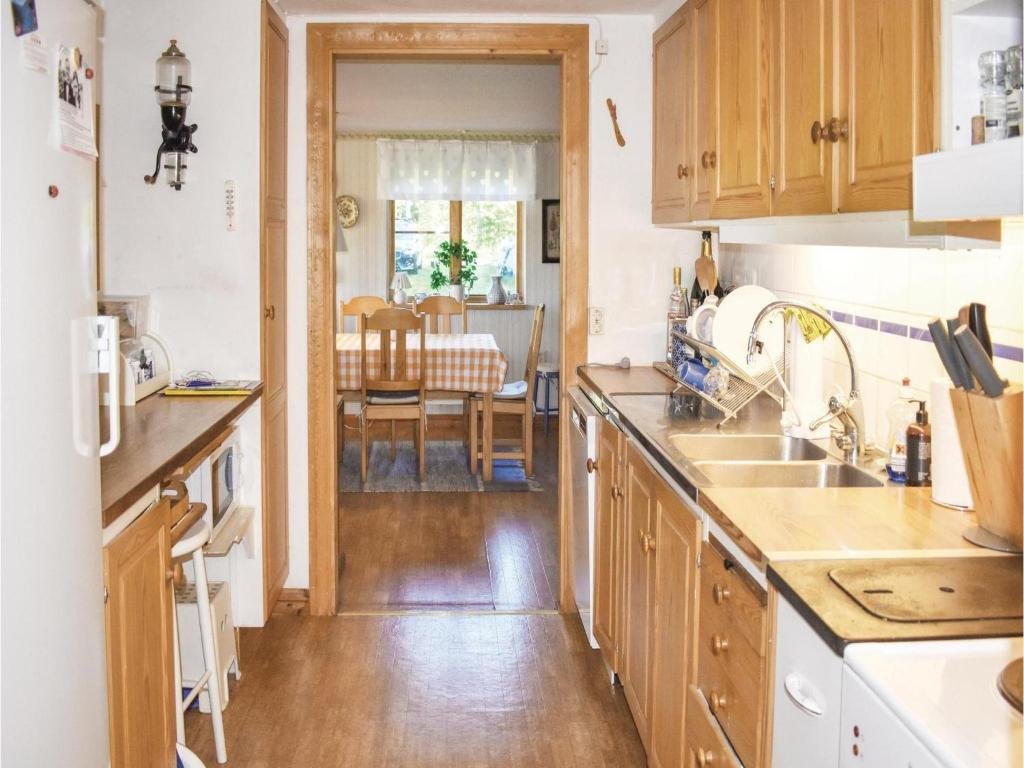 Three-Bedroom Holiday Home in Granna