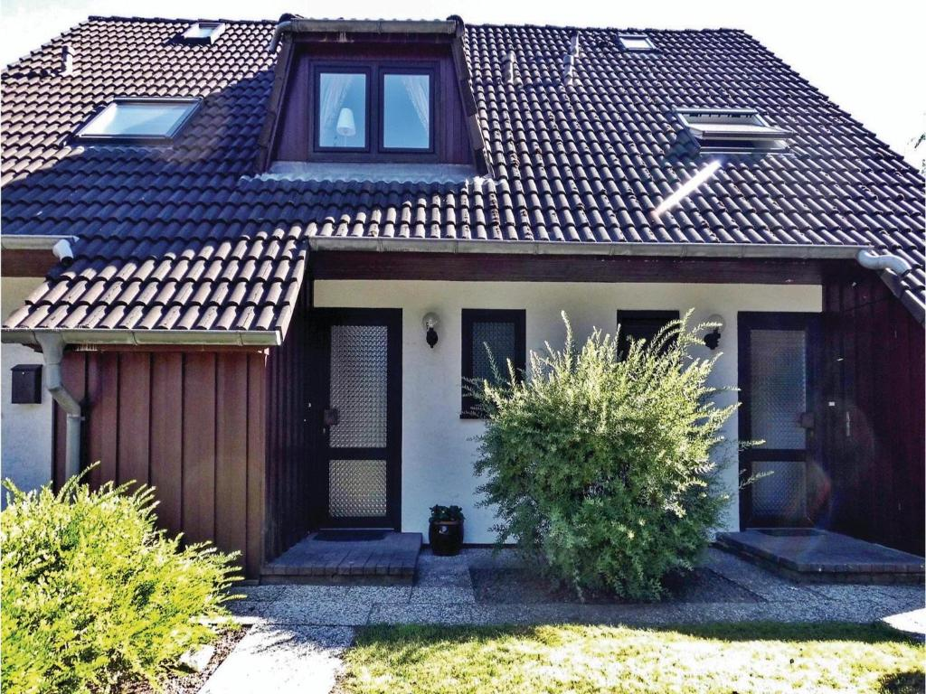 Two-Bedroom Holiday Home in Otterndorf