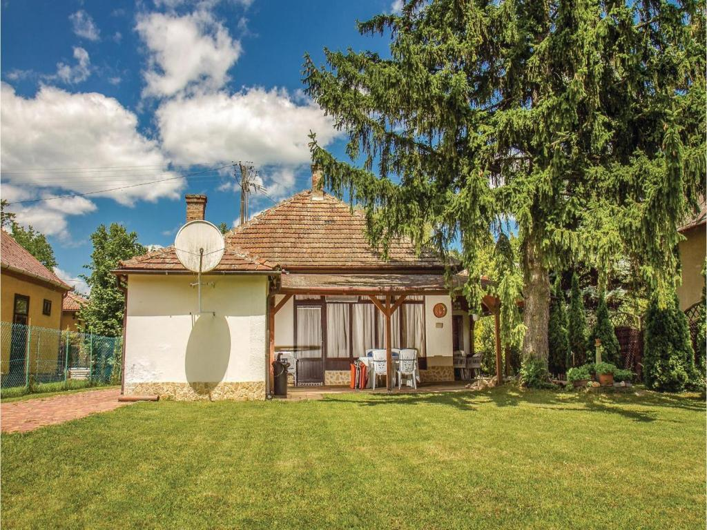 Holiday home Vasut utca-Balatonmariafurdo