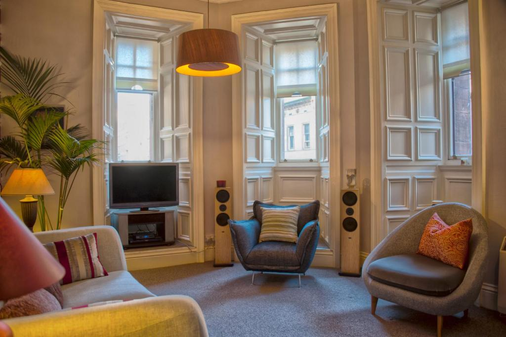 Best Price On West George Street Apartment In Glasgow Reviews