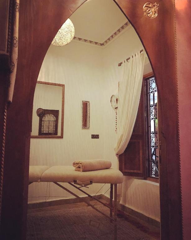 Deluxe Double Room - Recreational facilities Riad Anaïs