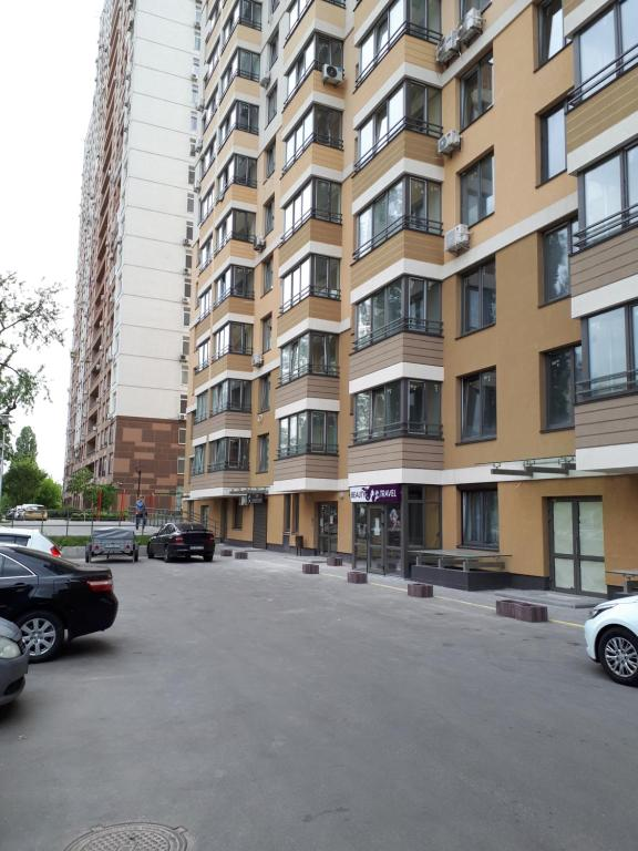 צפו בכל 6 התמונות Apartment near Levoberezhnaya