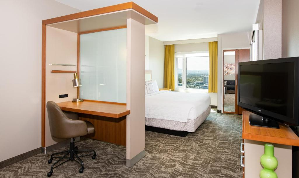 Quartos SpringHill Suites Las Vegas Convention Center