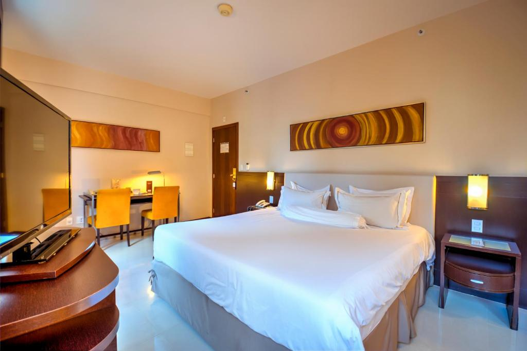 Luxury Double Room - Guestroom