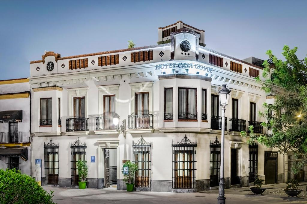 Casa Grande Hotel Jerez