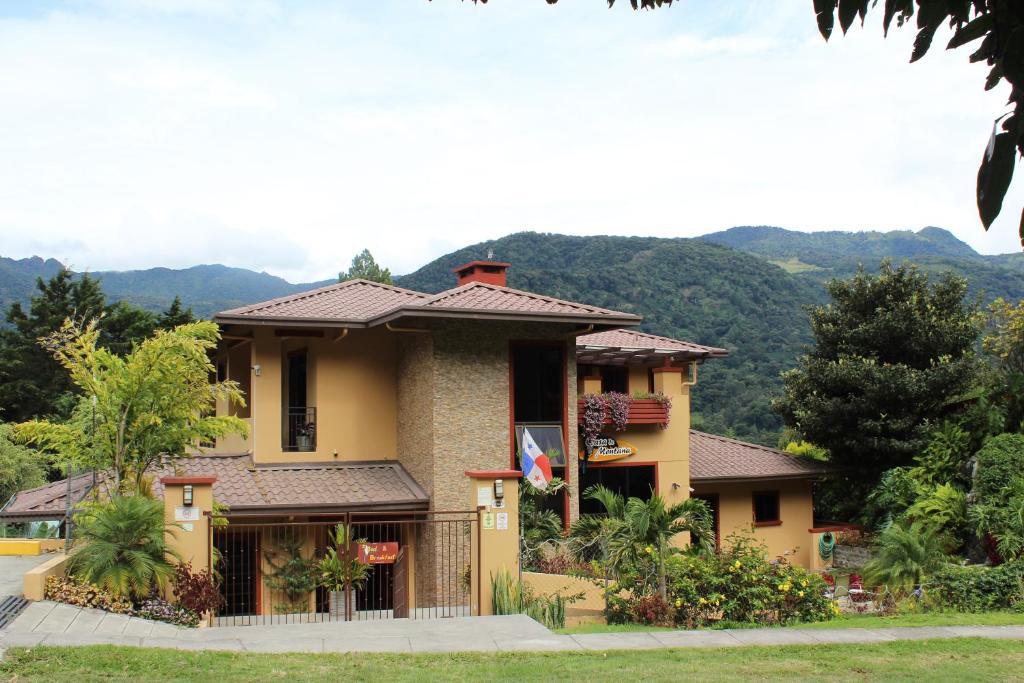 Casa de monta a bed breakfast in boquete room deals - Apartamentos de montana ...