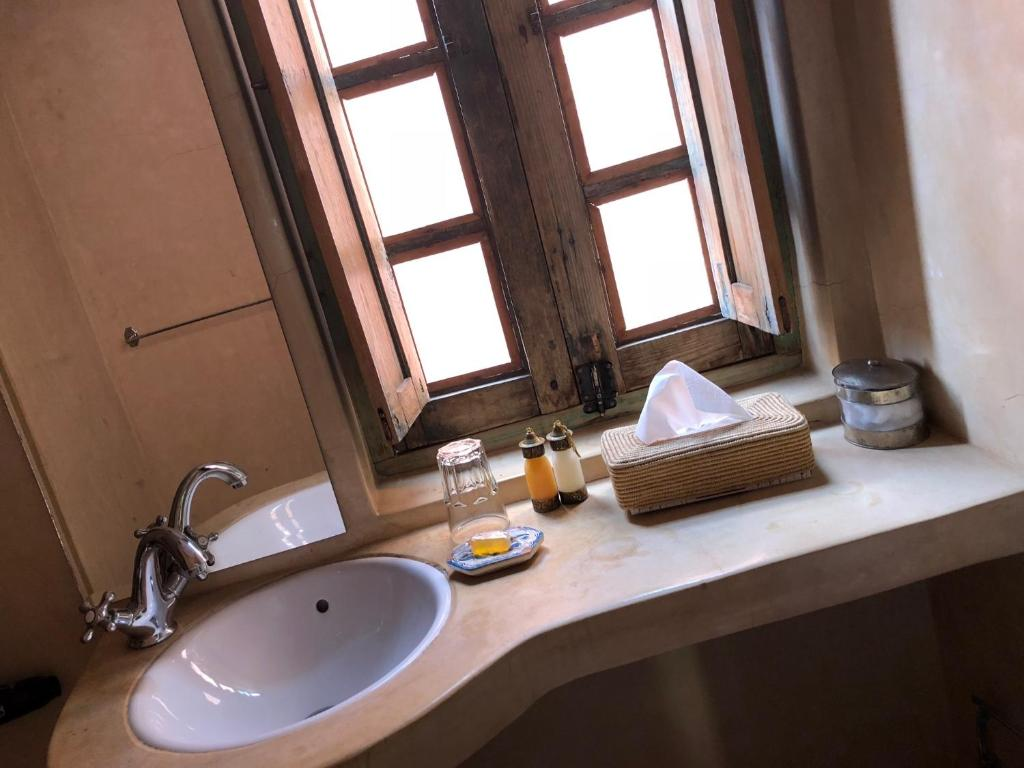 Du Ciel Double Room - Bathroom