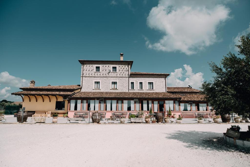 Agriturismo La Vecchia Cascina Di Paolo Belinda In Pietrelcina