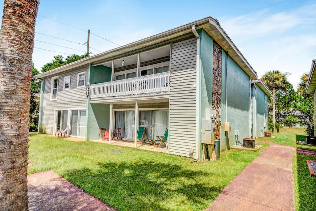 Exterior view Gulf Terrace 287