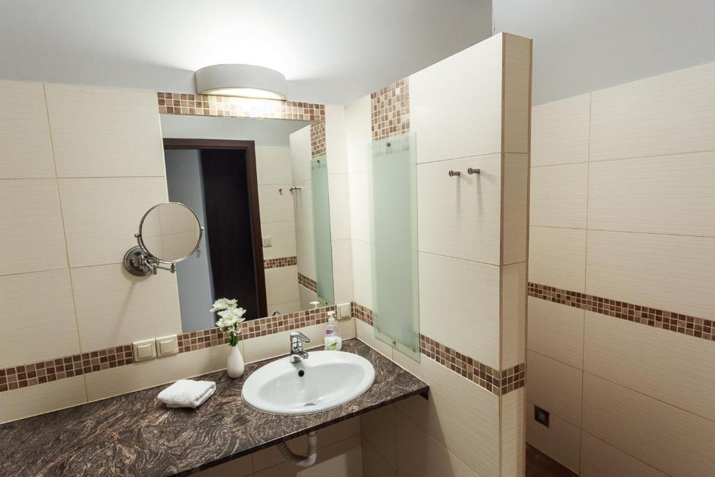 דירה - חדר אמבטיה Apartament centrum B-B