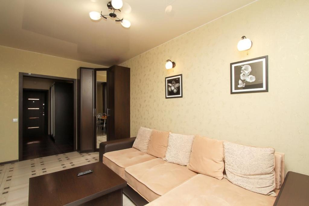 Apartment on Prospect Dzerzhinskogo 34 k 2