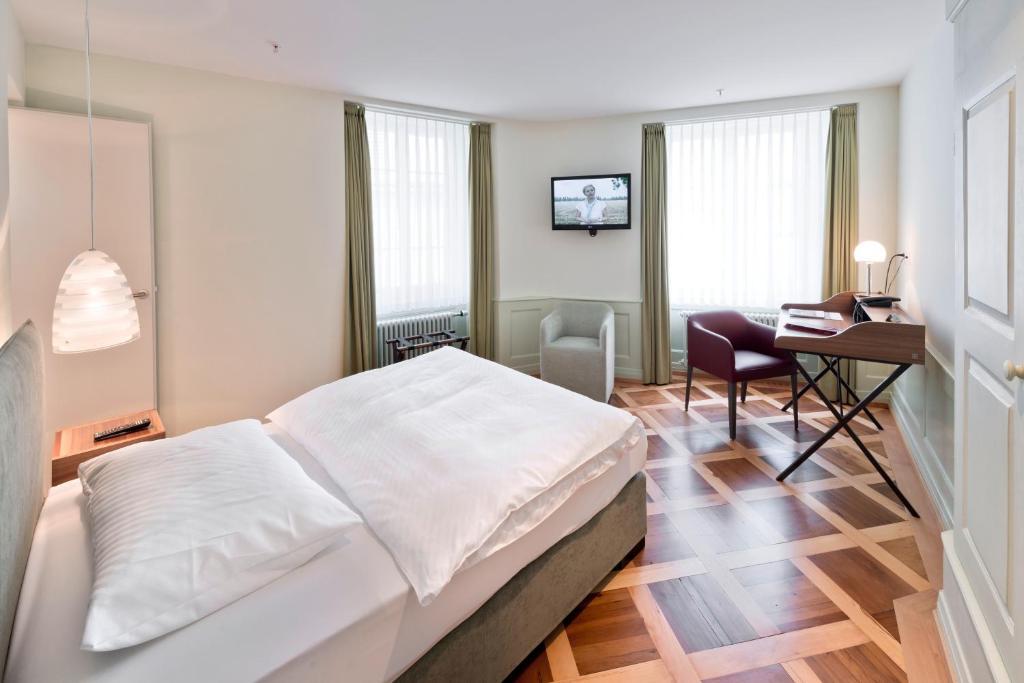 Atrium Hotel Blume Starting From 120 Chf Hotel In Baden