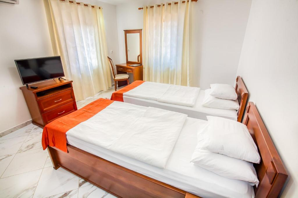 Twin Room - Bed Hotel Palata Venezia