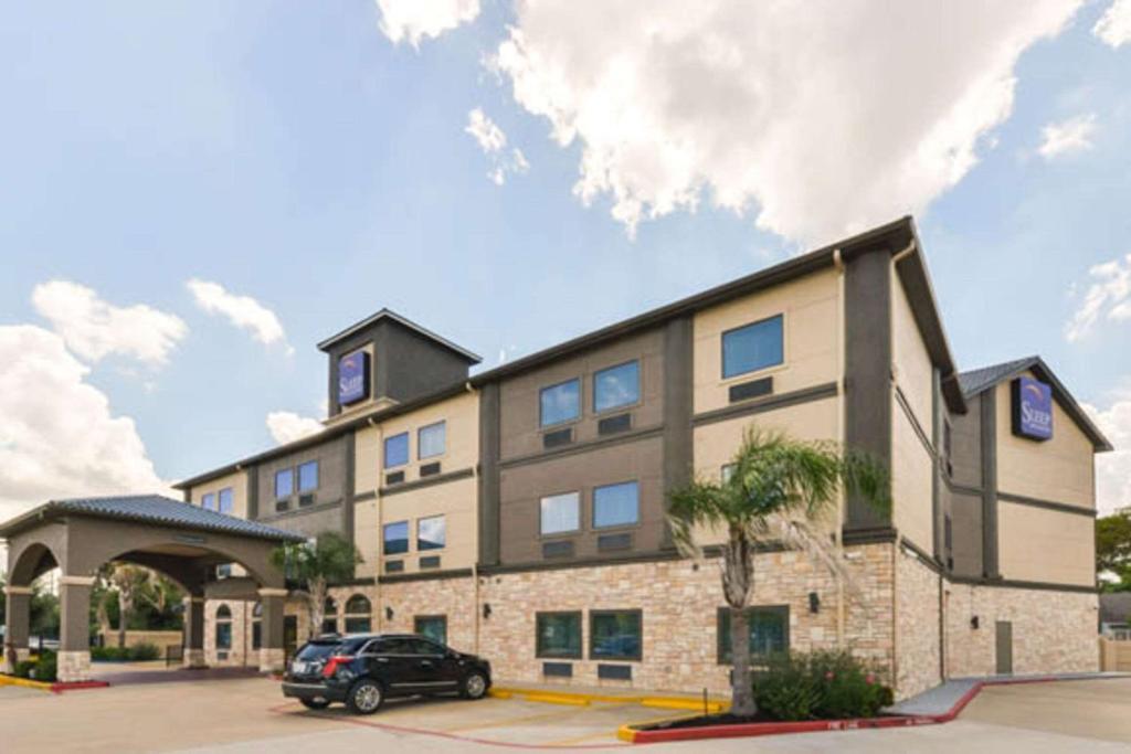 Sleep Inn And Suites Houston photo