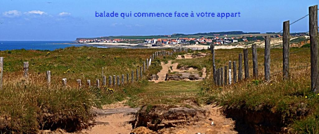Apartament amb Vistes al Mar Wimereux Apartment