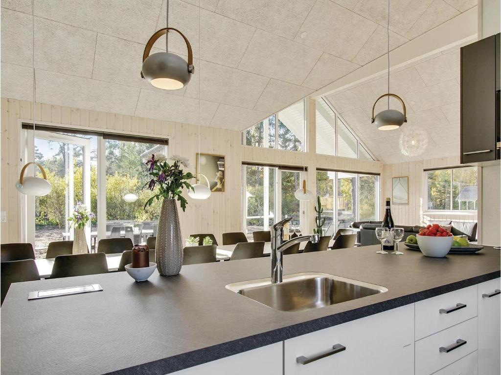 Seven-Bedroom Holiday Home in Frederiksvark