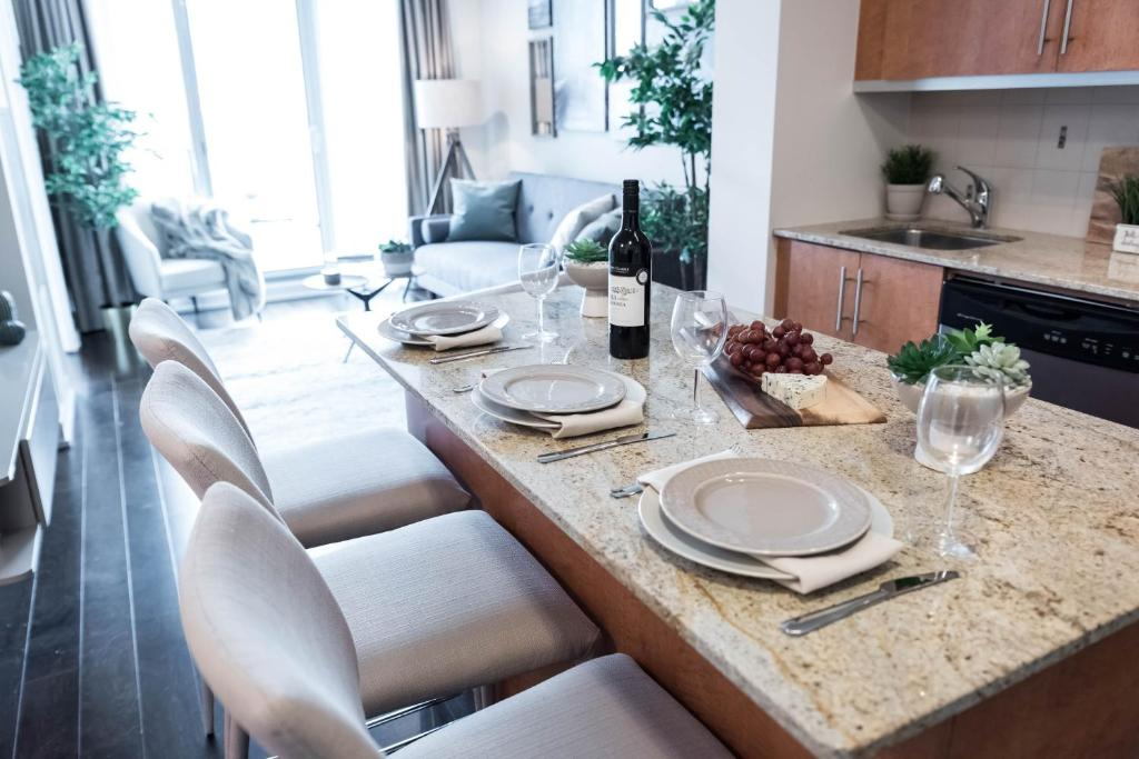 Applewood Suites Luxury Designer Waterfront - CN, MTCC