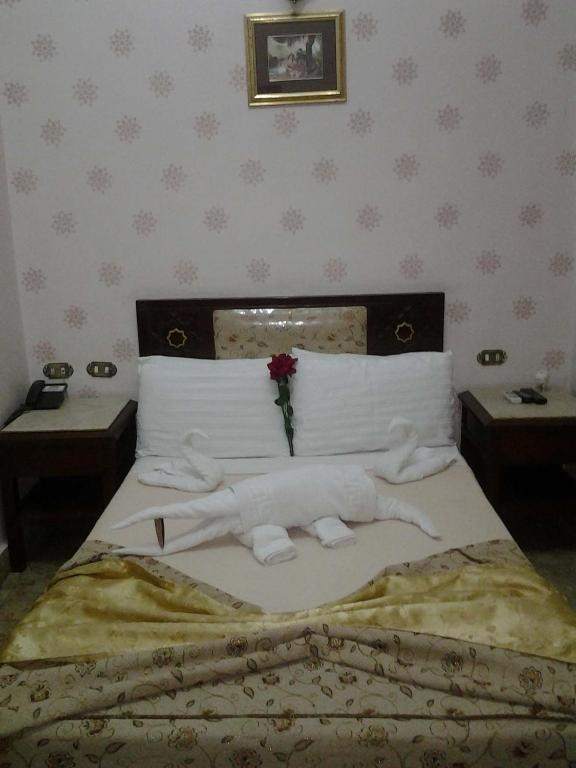 Double Room - Bed City View Hotel