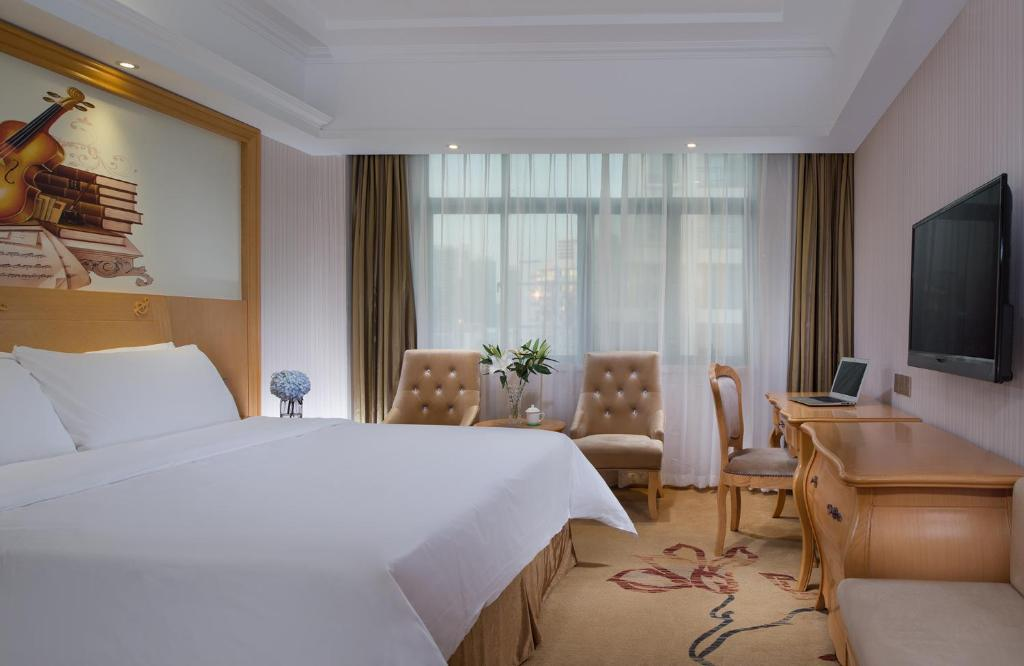 Икономична двойна стая Vienna International Hotel Beihai Yintan Wanda
