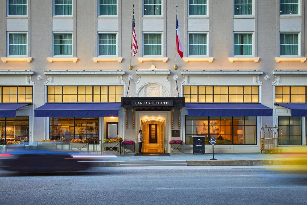 The Lancaster Hotel photo