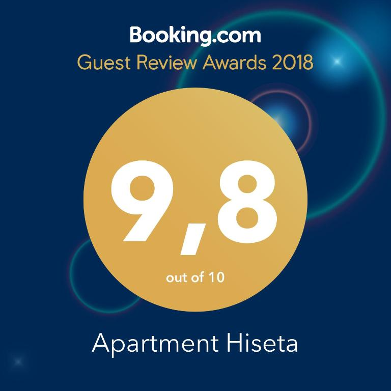 Apartment Hiseta
